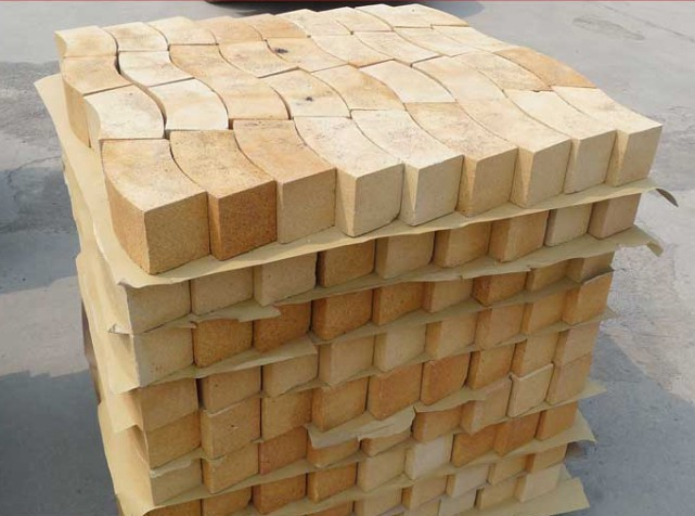 扇形粘土砖
