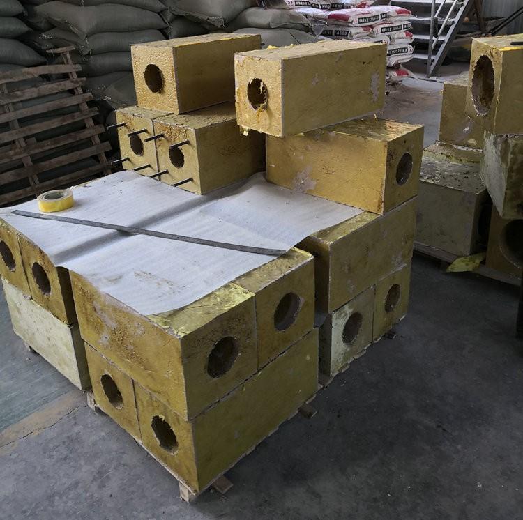 西藏耐火预制件烧嘴砖