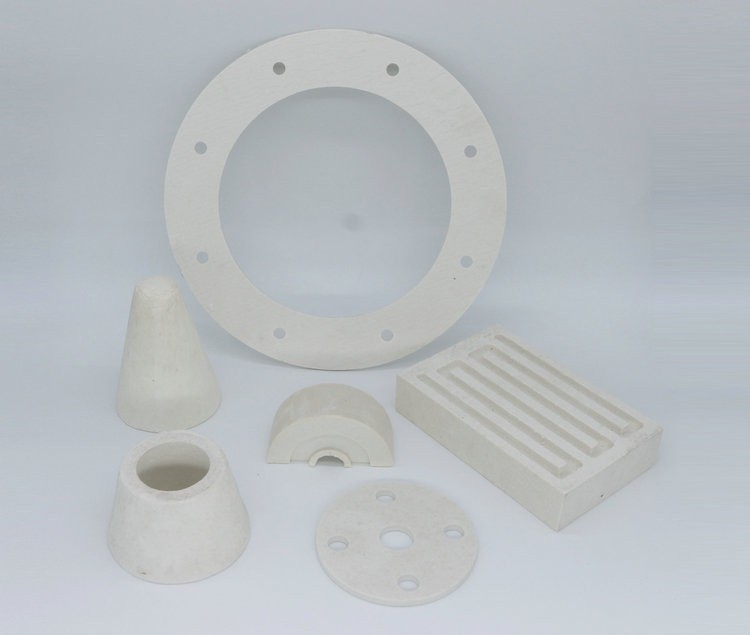 硅酸铝纤维陶瓷异形件